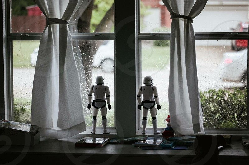 Star Wars storm troopers photo