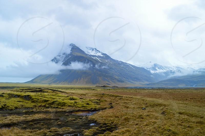 Iceland landscape photo