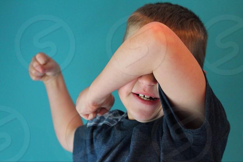 A tantrum  photo