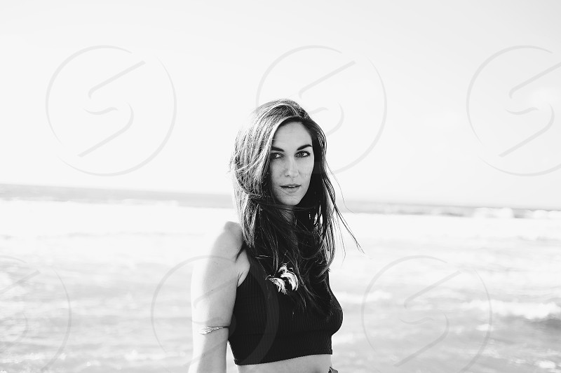 San Diego Imperial Beach California Beauty Model photo