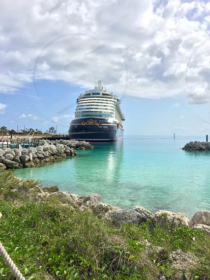 #sealandscape #bahamas #ship #sail #vacay photo