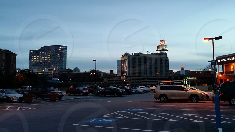 Atlanta Skyline in South Buckhead photo
