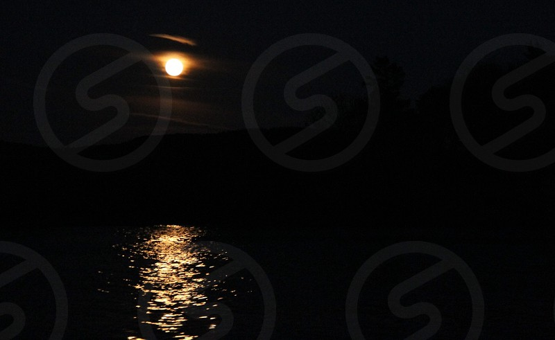 Moon rise  photo