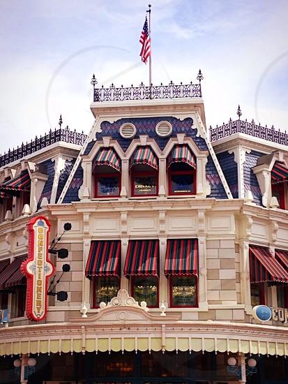 Confectionary Main Street USA Magic Kingdom Orlando FL photo