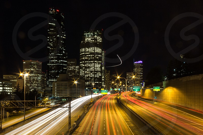 fast city view photo