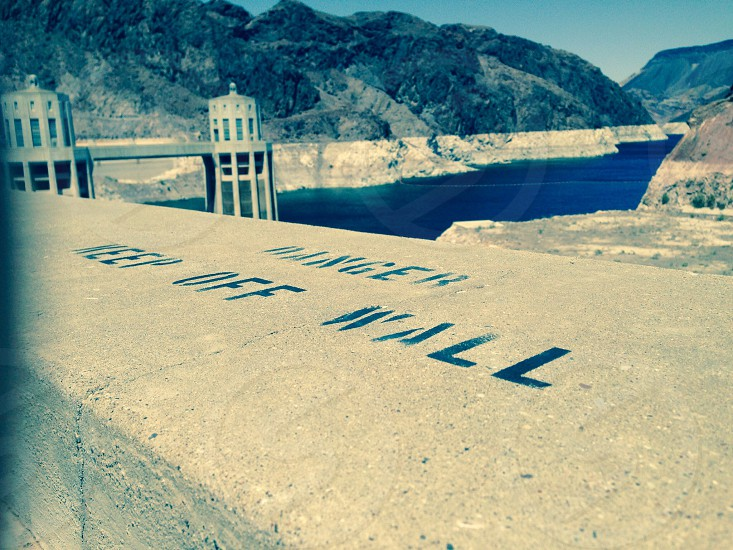 Hoover Dam NV & AZ photo