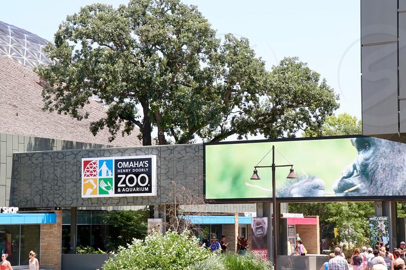Henry Doorly Zoo Omaha NE photo