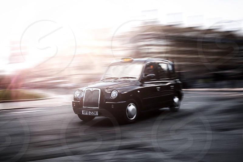 London taxi  photo