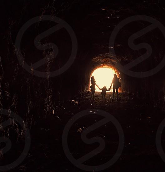 creative spain seville people dark cavern andalucia europe photo