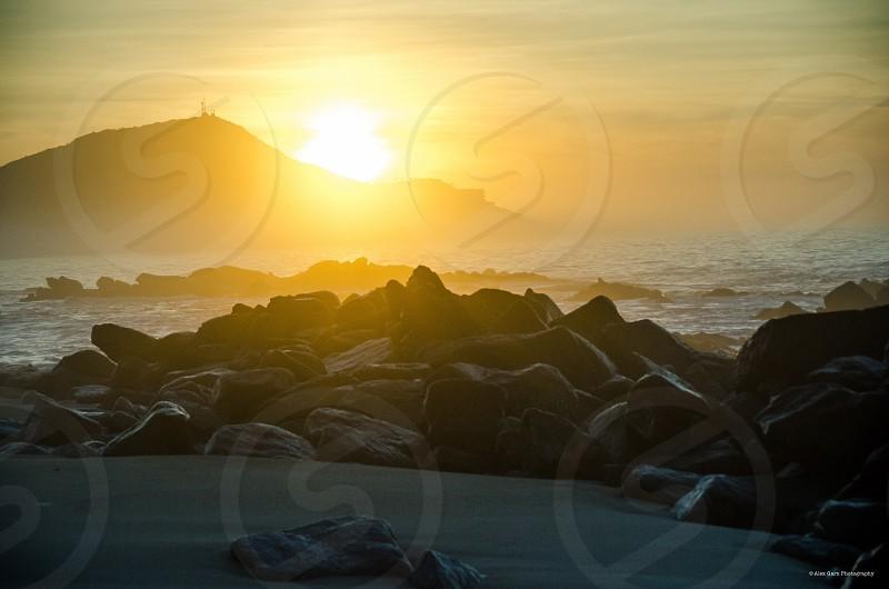 Cabo Mexico sunset beauty nature beach photo