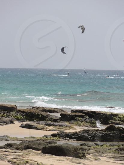 Kitesurfing Fuertaventura photo