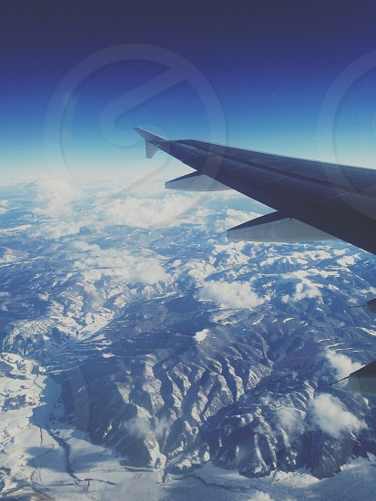 Over the Rockies  photo