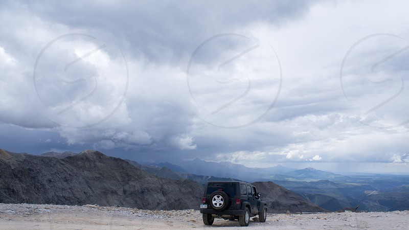 Imogene Pass Colorado photo