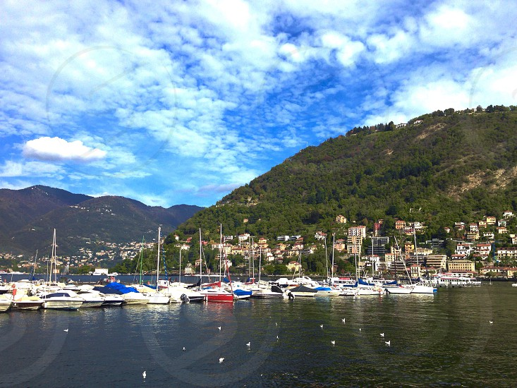 Lago do Como photo