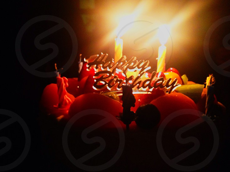 Birthdays are amazing! They give a new twist to life :)  photo