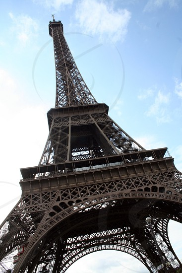 Eiffel Tower Paris France  photo