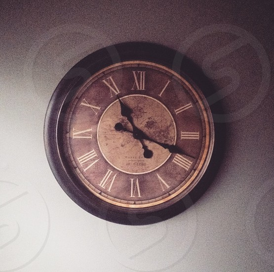 Time. photo