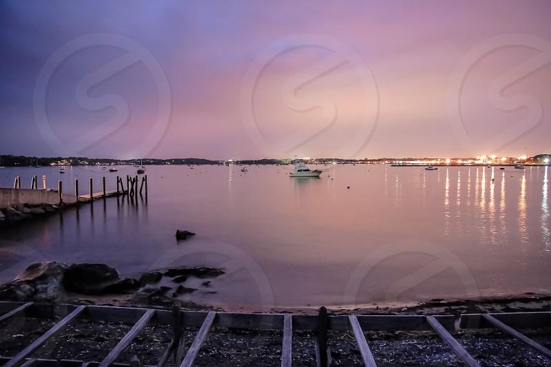 seascape photography  photo