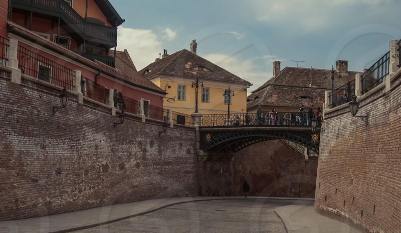 Bridge of Lies - Sibiu City (European Capital of Culture 2007) Romania 400m 10-04-2010 photo