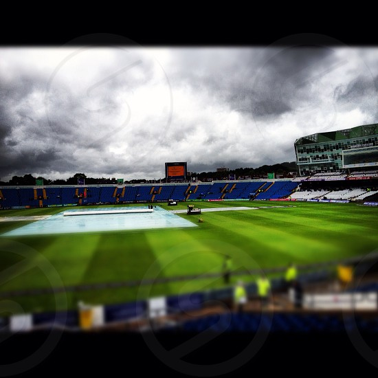 Headingley cricket ground photo