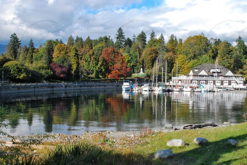 Stanley Park Vancouver BC photo