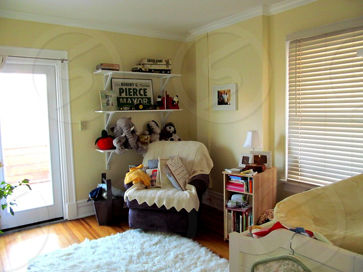 Interior Design Family Baby Room photo