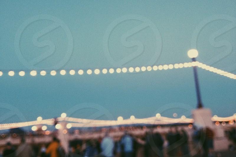 City lights  photo