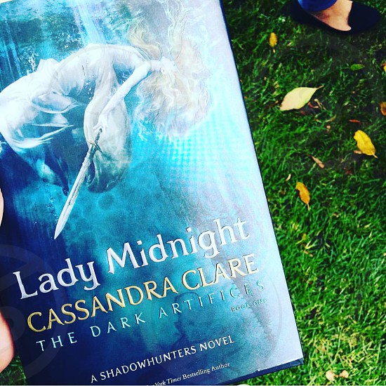 Lady Midnight Cassandra Clare Shadowhunter  photo