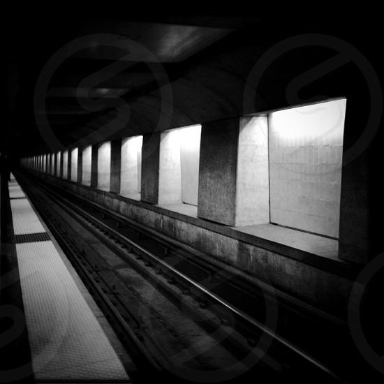 BART Station photo