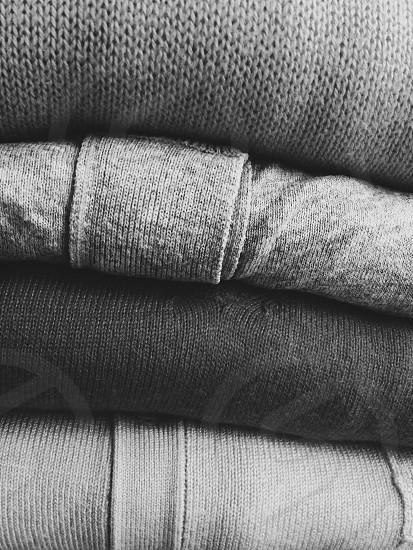 Knitwear photo