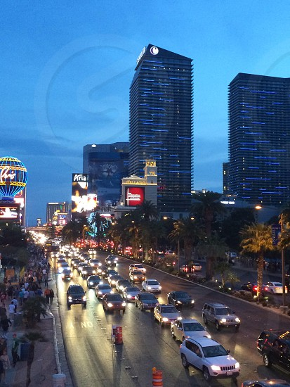 Vegas Strip photo