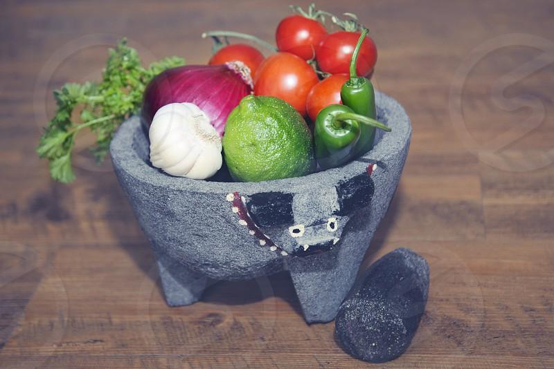 Salsa Ingredients photo
