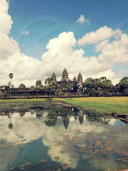Angkor Vat アンコールワット カンボジア Cambodia photo