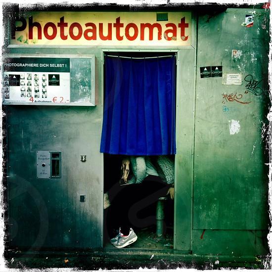 photoautomat photo