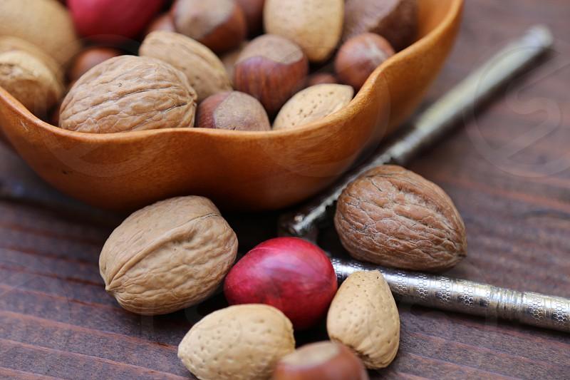 Mixed Nuts photo