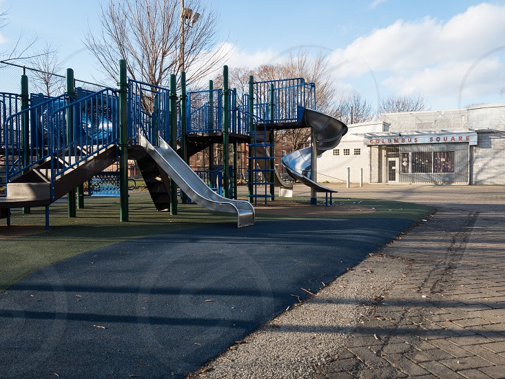 Columbus Square - popular park centrally located in Passyunk photo