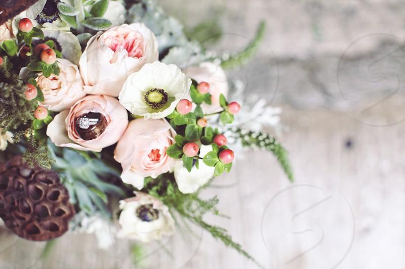 floral bouquet photo