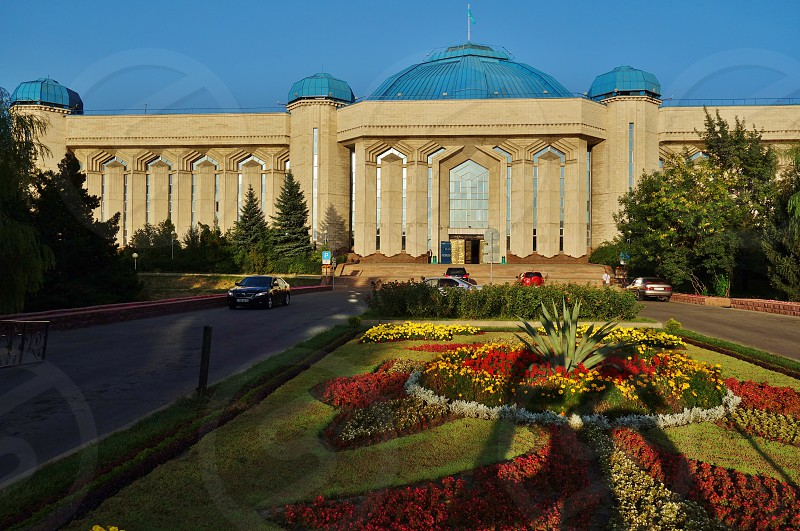 Central State Museum of Kazakhstan in Almaty photo