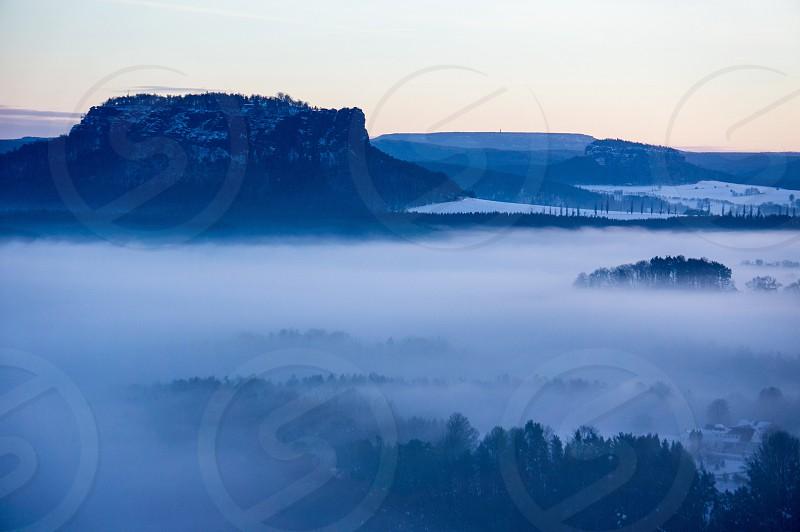 """National Park """"Sächsische Schweiz"""" Germany photo"""