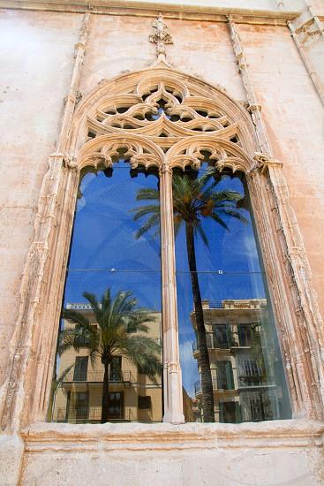 La Lonja monument in Palma de Mallorca from Majorca island in Balearic Spain photo