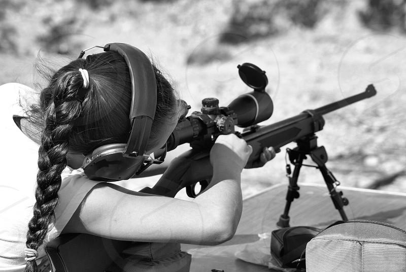 Teach children gun safety photo