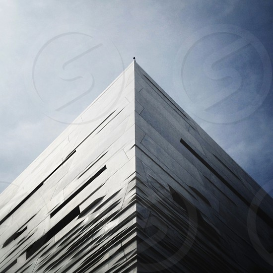 Abstract architecture.  photo