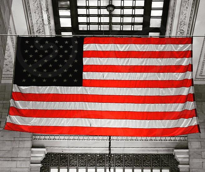 U.S.A. flag photo