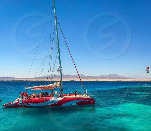 Utopia Island Hurghada Egypt photo