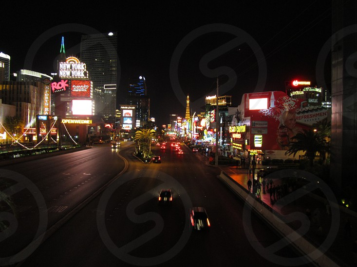 Our Trip....Las Vegas Night Life The Strip.. photo