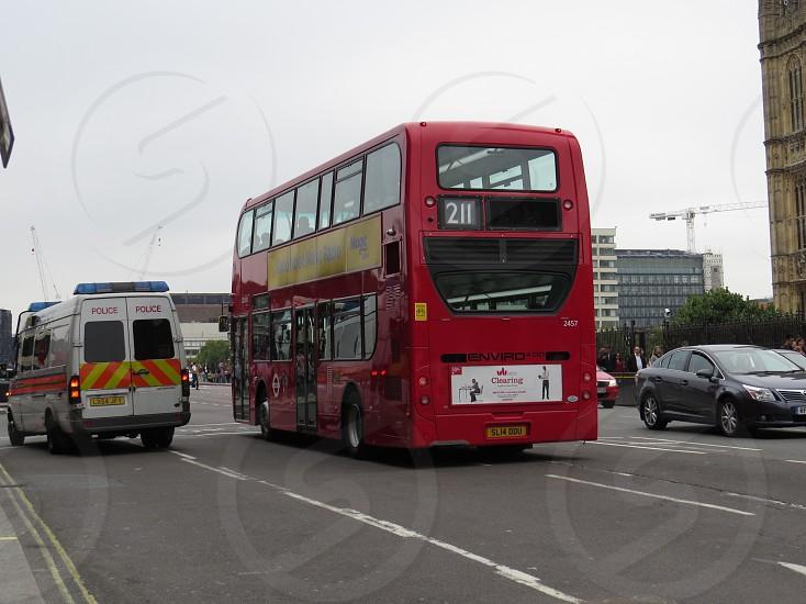 Double Decker Bus London photo