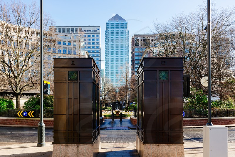 Corporate Finance - Canary Wharf One Canada Square  photo