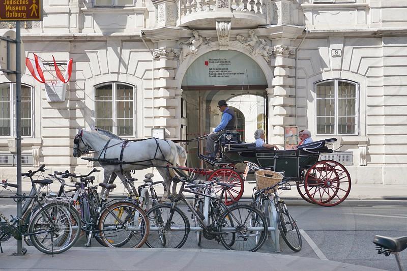 Austrian National Library - Vienna Austria photo