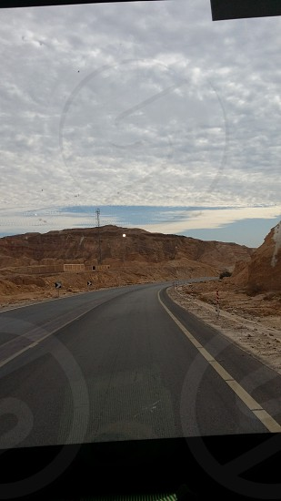 Sharm elshekh road  Most butefail  photo