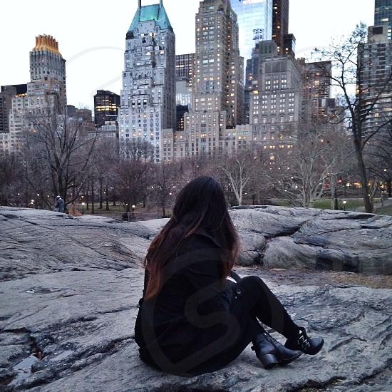 NYC Central Park Fashion photo